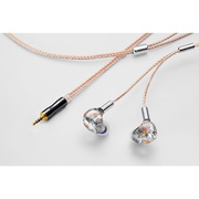 CF-IEM Stella with Clear force Ultimate CL 2.5φ [インイヤーモニター]