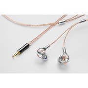 CF-IEM Stella with Clear force Ultimate CL 3.5φ [インイヤーモニター]