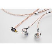 CF-IEM Stella with Clear force Ultimate CL 2.5φL [インイヤーモニター]