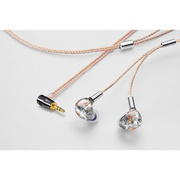 CF-IEM Stella with Clear force Ultimate CL 3.5φL [インイヤーモニター]