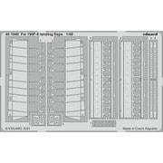 EDU481048 1/48 エッチングパーツ Fw190F-8 ランディングフラップ (エデュアルド用) [プラモデル用パーツ]