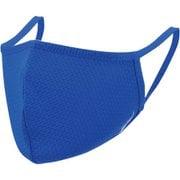 AC-MASK003L-BL [スポーツクールマスク Lサイズ 大きめサイズ ブルー COOL MASK 洗えるマスク 1枚入り]
