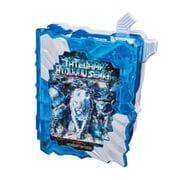 仮面ライダーセイバー DXタテガミ氷獣戦記ワンダーライドブック [対象年齢:3歳~]