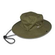 AC-SH001-OL [オールクール allCool サファリハット AC-SH001-OL アウトドア 帽子 オリーブ]