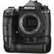 PENTAX K-3 Mark III Black Premium Kit [ボディ ブラック+バッテリーグリップ+本革製プレミアムストラップ+予備バッテリー]