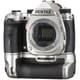 PENTAX K-3 Mark III Silver Premium Kit [ボディ シルバー+バッテリーグリップ+本革製プレミアムストラップ+予備バッテリー]