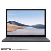 5EB-00050 [Surface Laptop 4(サーフェス ラップトップ 4) 13.5インチ Intel Core i7プロセッサ SSD 512GB メモリ 16GB プラチナ(受注生産)]