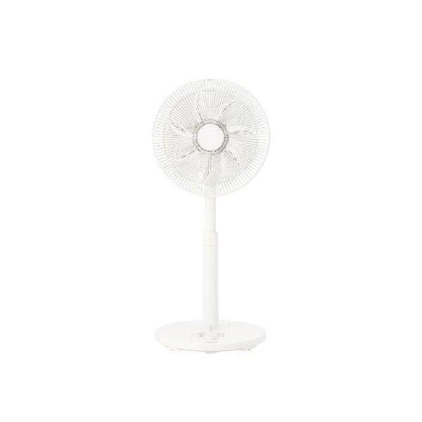 KLF3011W [温度センサー搭載DCリビング扇風機]