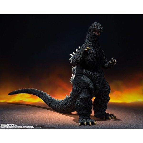 S.H.MonsterArts ゴジラ (1989) [塗装済可動フィギュア 全高約160mm]