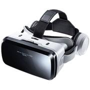 MED-VRG6 [Bluetoothコントローラー内蔵 VRゴーグル ヘッドホン付き]
