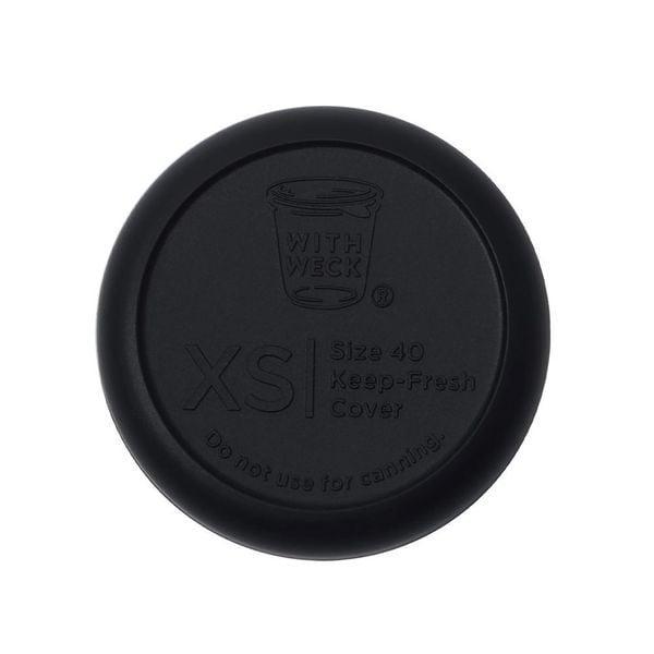 WW-025BK [シリコンキャップ XS ブラック]