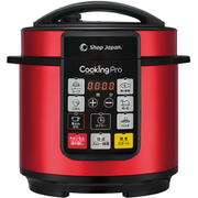 CKP01RED [CookingPro(クッキングプロ) レッド 電気圧力鍋]