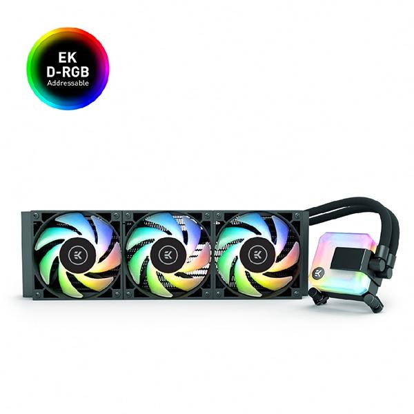 EK-AIO 360 D-RGB [簡易水冷CPUクーラー]