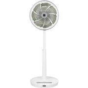 PJ-N3DG-W [プラズマクラスター扇風機 ハイポジション・リビングファン トリプル・ネイチャーウイング DCモーター搭載 ホワイト系]