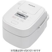 SR-VSX181-W [スチーム&可変圧力IHジャー炊飯器 おどり炊き 1升炊き IoT対応 ホワイト]
