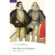 Pearson English Readers Level 5 More Tales From Shakespeare [洋書ELT]