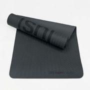 6mm yoga mat SNA003010 S06 グレー [フィットネス ヨガ マット]