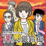 秋田・男鹿ミステリー案内 凍える銀鈴花 [Nintendo Switchソフト]