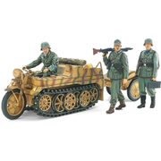 戦車・軍用車両・大砲・兵士