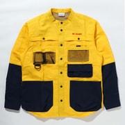 ツキャノンアイルロングスリーブシャツ Tucannon Isle Long Sleeve Shirt PM0058 720 Mustard Sサイズ [アウトドア シャツ メンズ]