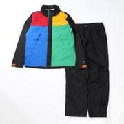 シンプソンサンクチュアリ II レインスーツ Simpson Sanctuary II Rainsuit PM0126 Black Multi 013 XLサイズ [アウトドア レインウェア メンズ]