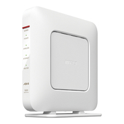 WSR-1800AX4S-WH [Wi-Fi 6(11ax)対応 無線LANルーター AirStation(エアステーション) エントリーモデル ホワイト]