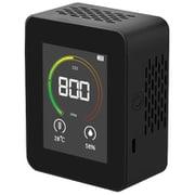 HCED-NTN001BK [二酸化炭素測定器 3in1 温度・湿度]