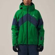 ストリームジャケット STREAM JACKET G11322P スピナッチグリーン(SE) 3XLサイズ [スキーウェア ジャケット ユニセックス]