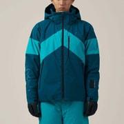 ストリームジャケット STREAM JACKET G11322P トリトンブルー(TB) 3XLサイズ [スキーウェア ジャケット ユニセックス]