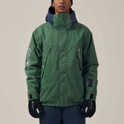 バロジャケット BARO JACKET G11323P スモークオリーブ(SO) Lサイズ [スキーウェア ジャケット ユニセックス]