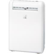MJ-M100SX-W [コンプレッサー式衣類乾燥除湿機 SARARI(サラリ) 部屋干しおまかせムーブアイ搭載タイプ ホワイト]