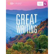 Great Writing 3rd Edition Level 5 Student Book with Online Workbook [洋書ELT]