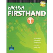 English Firsthand 4th Edition Level 1 Student Book with CDs [洋書ELT]