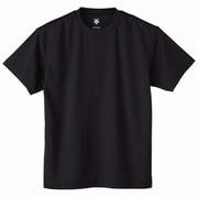 Tシャツ DMC-5301A (BLK)ブラック XOサイズ [スポーツ Tシャツ ユニセックス]