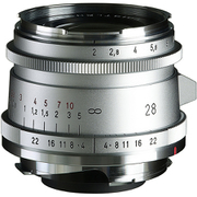 ULTRON Vintage Line 28mm F2 Aspherical TypeII VM SILVER [28mm F2 VMマウント シルバー]