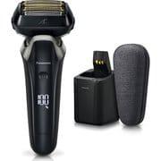 ES-CLS9AX-K [メンズシェーバー LAMDASH(ラムダッシュ) リニアモーター6枚刃 全自動洗浄充電器・USB充電ケース付 クラフトブラック ES-LS9AX-K同等品]
