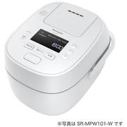 SR-MPW181-W [可変圧力IHジャー炊飯器 1升炊き おどり炊き ホワイト]