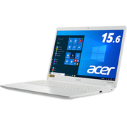 A315-56-F38U/W [Aspire 3 15.6型/Core i3-1005G1/メモリ 8GB/SSD 256G/Windows 10 Home(64bit)/パールホワイト]