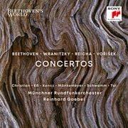 ベートーヴェンの世界第5集 ゲーベル SONY-19075 929662 [クラシックCD 輸入盤]