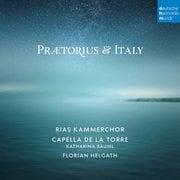 プレトリウスとイタリア RIAS室内合唱団 DHM-19439 848032 [クラシックCD 輸入盤]