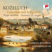 コジェルフ:協奏曲と交響曲 アッツォリーニ SONY-19439.788202 [クラシックCD 輸入盤]