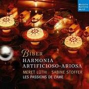 ビーバー:技巧的で楽しい合奏音楽 2枚組 レ・パシオン・ド・ラーム DHM-19439 855872 [クラシックCD 輸入盤]