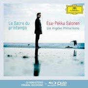 ストラヴィンスキー:春の祭典CD、BDA サロネン PO-483 9953 [クラシックCD 輸入盤]
