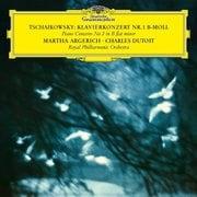 チャイコフスキー:ピアノ協奏曲第1番LP アルゲリッチ PO-483 9955 [クラシックLP 輸入盤]