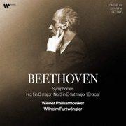 ベートーヴェン:交響曲第1番、第3番LP フルトヴェングラー WARNER-9029.510202 [クラシックLP 輸入盤]
