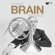 デニス・ブレインへのオマージュ 11枚組 ブレイン WARNER-9029.501992 [クラシックCD 輸入盤]