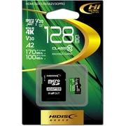 HDMCSDX128GA2V30PRO [超高速転送Read:170MBシリーズ microSDXCカード 128GB]