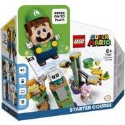 71387 LEGO(レゴ) スーパーマリオ レゴ ルイージ と ぼうけんのはじまり ~ スターターセット [ブロック玩具]