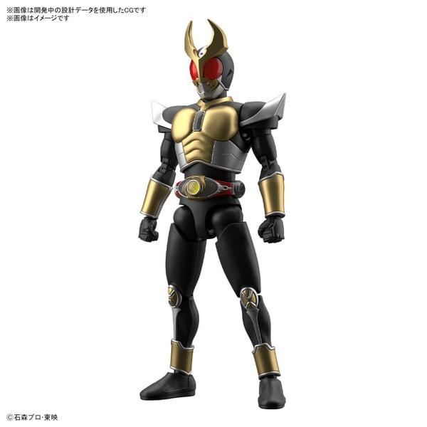 Figure-rise Standard 仮面ライダーアギト グランドフォーム [組立式プラスチックモデル]