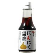 日本一 にんにく醤油 150ml